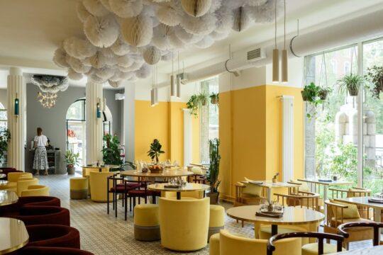 Lauresta roletai žaliuzės kavinėms pigiau