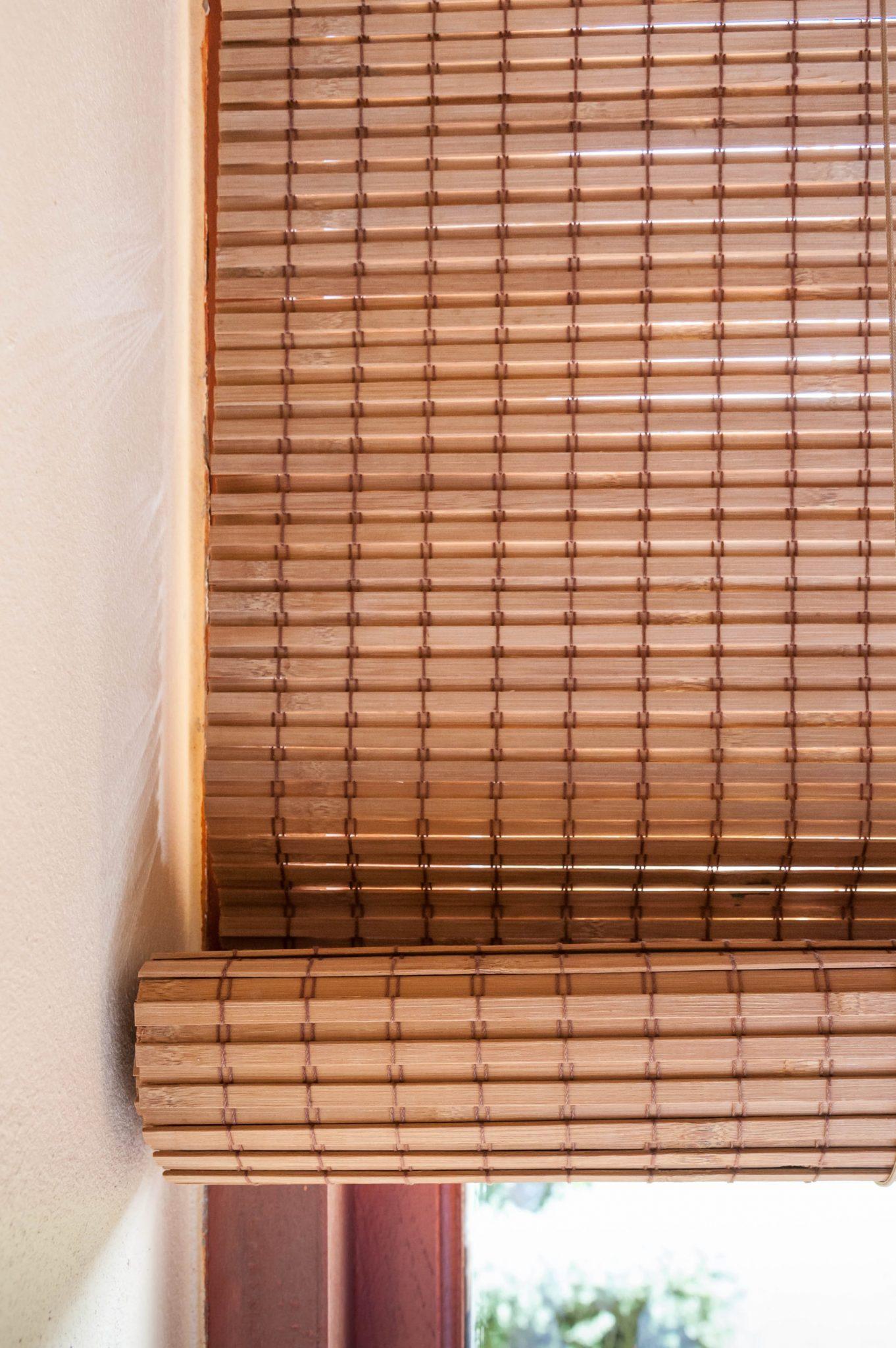 Bamboo Roller Blinds Bamboo Shades Good Price Lauresta