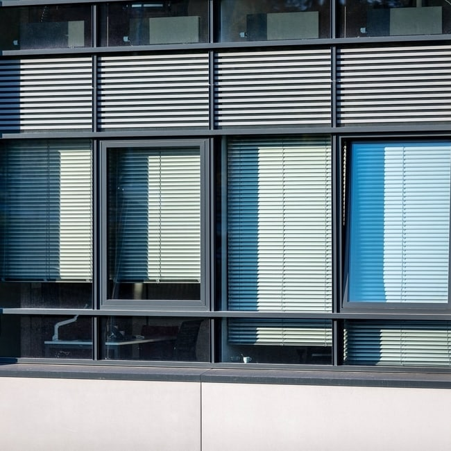 C 50 lamellae window blinds