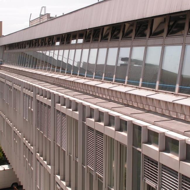 Facade blinds office window cheap