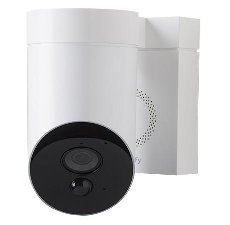 Vaizdo kamera aplinkos stebėjimui