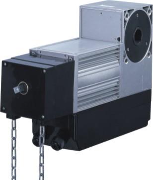 Pramoninių vartų variklis