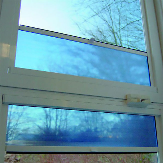 Skidki zhalyuzi Glasgard okna