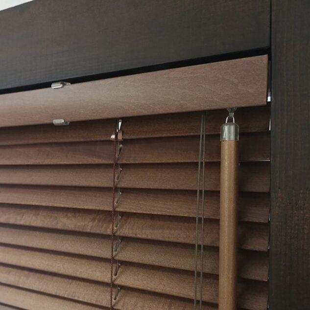 Standard деревянные жалюзи механизм