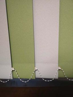 Tekstilinės vertikalios žaliuzės