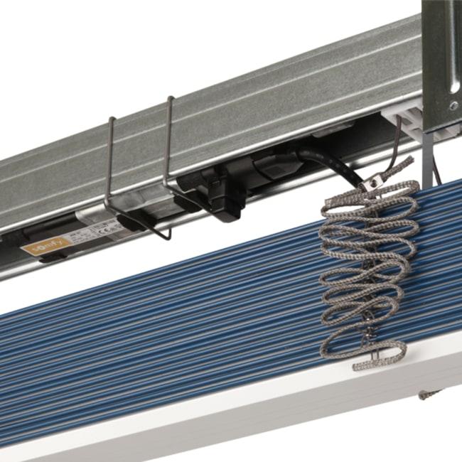 Z 70 fasadinių žaliuzių mechanizmas-somfy