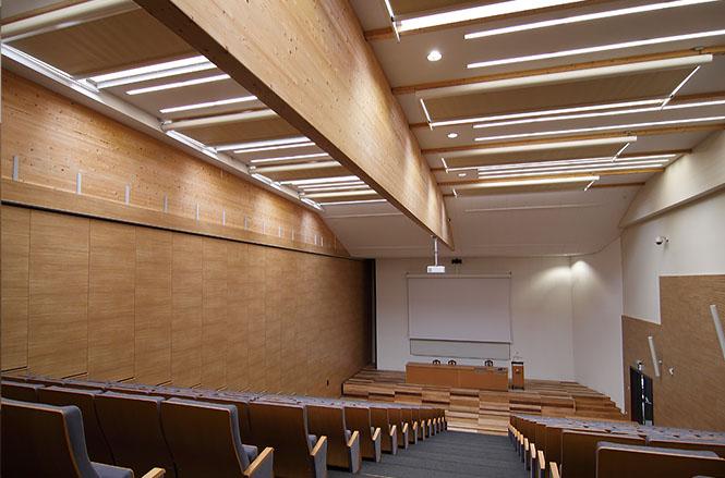 Verandos kainos mokymosi auditorijoms