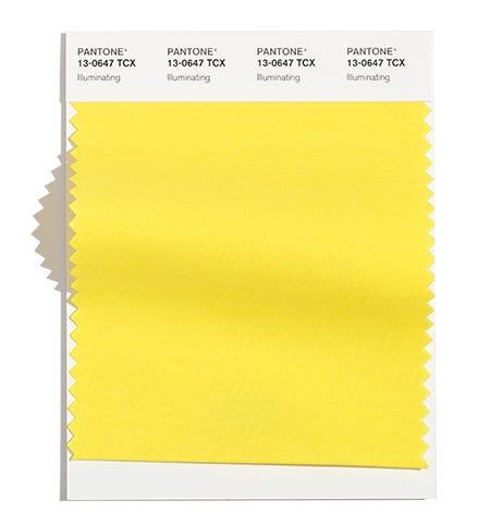 2022 metų spalvos namų erdvei
