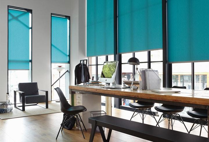 Žyda interjero spalva ofise darbo kambary